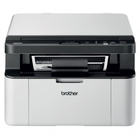 IMPRESORA BROTHER MF LASER  MONOCR SCAN PLANO DCP1610W (TN1050)