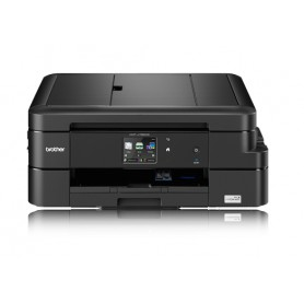 IMPRESORA BROTHER MF INKJET COLOR  DCPJ785DW A4 FAX SCAN WIFI (LC22U)*