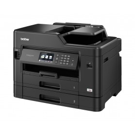 IMPRESORA BROTHER MF INKJET COLOR  MFCJ5730DW A4A3 DOBLE CARA (LC32173219)