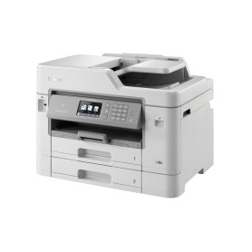 IMPRESORA BROTHER MF INKJET COLOR  MFCJ5930DW A4A3 FAX WIFI (LC32173219)