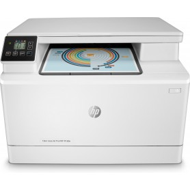 IMPRESORA HP LASERJET COLOR MULTIFUNCION PRO M180N T6B70A (205A)