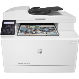 IMPRESORA HP LASERJET COLOR MULTIFUNCION PRO M181FW T6B71A (205)