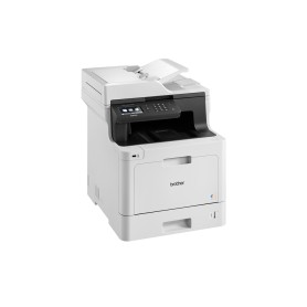 IMPRESORA BROTHER MF LASER COLOR LED SCAN PLANO DCPL8410CDW