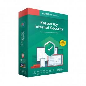 SOFTWARE ANTIVIRUS KASPERSKY 2019 INTERNET SECURITY MULTIDEVICE 3 LICENCIAS