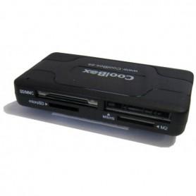 LECTOR TARJETA MEMORIA EXTERNO CRE-050 COOLBOX USB2.0 [I307A]