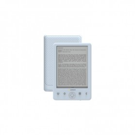 LIBRO ELECTRONICO SUNSTECH EBI8TOUCH P6 TACTIL E-INK RETROILUMINADA AZUL
