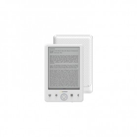 LIBRO ELECTRONICO SUNSTECH EBI8TOUCH P6 TACTIL E-INK RETROILUMINADA BLANCO