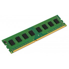 MEMORIA RAM DDR3 4GB PC3-10600 1333MHZ VALUE KINGSTON CL9 KVR13N9S84