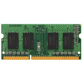 MEMORIA RAM SODIMM DDR3 4GB PC3-10600 1333MHZ KINGSTON CL9 KVR13S9S84G
