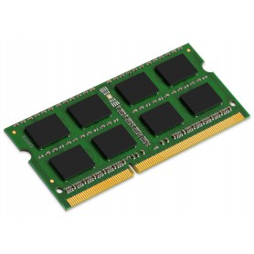 MEMORIA RAM SODIMM DDR3 8GB PC3-12800 1600MHZ KINGSTON CL11 KVR16LS118