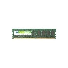 MEMORIA RAM DDR2 2GB PC2-5300 667MHZ CORSAIR VS2GB667D2