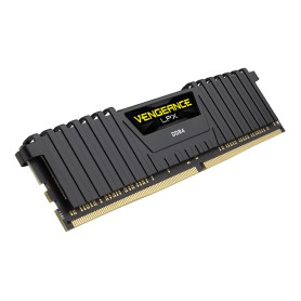 MEMORIA RAM KIT DDR4 16GB(2X8GB) PC4-24000 3000MHZ CORSAIR VENGEANCE NEGRA
