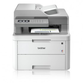 IMPRESORA BROTHER MF LASER COLOR  MFCL3710CW A4 FAX WIFI (TN243TN247 XL)