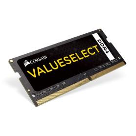 MEMORIA RAM SODIMM DDR4 8GB PC4-17000 2133MHZ CORSAIR CL15 CMSO8GX4M1A2133C15