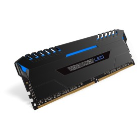 MEMORIA RAM KIT DDR4 16GB(2X8GB) PC4-24000 3000MHZ CORSAIR LED VENGE AZUL 1.35V
