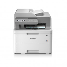 IMPRESORA BROTHER MF LASER COLOR DCPL3550CDW A4 WIFI (TN243247)