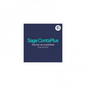 SOFTWARE SAGE CONTAPLUS ELITE FLEX VERSION EDUCATIVA AULA 20 LICENCIAS