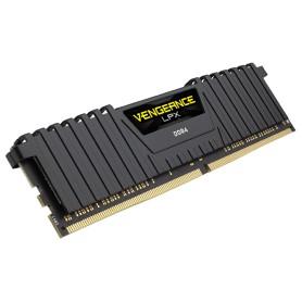 MEMORIA RAM KIT DDR4 8GB(2X4GB) PC4-19200 2400MHZ CORSAIR VENGE LPX