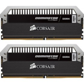 MEMORIA RAM KIT DDR4 16GB(2X8GB) PC4-25600 3200MHZ CORSAIR DOMINATOR PLATINUM