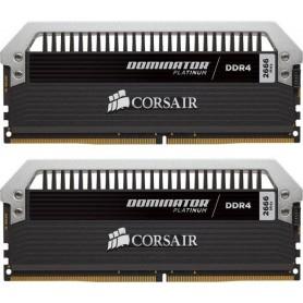 MEMORIA RAM KIT DDR4 16GB(2X8GB) PC4-25600 3200MHZ CORSAIR DOMINATOR PLATINUM