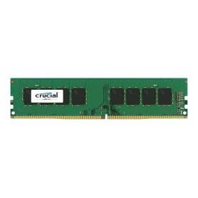 MEMORIA RAM DDR4 4GB PC4-19200 2400MHZ CRUCIAL CT4G4DFS824A
