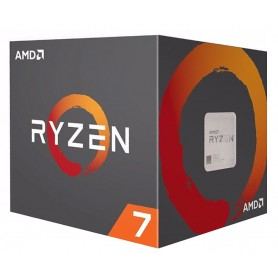 PROCESADOR AMD AM4 RYZEN 7 1700X 3.8GHZ 16MB BOX YD170XBCAEWOF