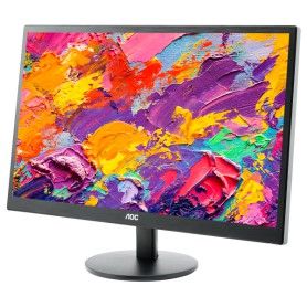 MONITOR 27 LED AOC E2770SH FHD HDMI VGA MM NEGRO