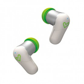AURICULAR ENERGY EARPHONES STYLE 6 TRUE BLUETOOTH WHITE 447329