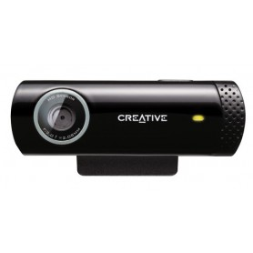 CAMARA VIDEO CONF. CREATIVE LIVE CAM CHAT HD (720P) MIC INTEGRADO