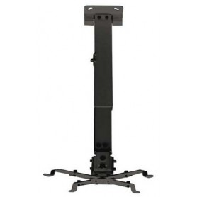 SOPORTE PROYECTOR INCLINABLE TECHO NEGRO TOOQ PJ2012T-B