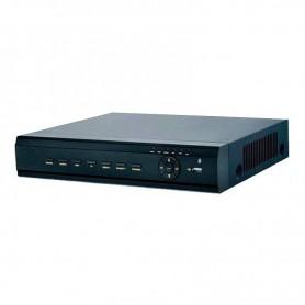 VIGILANCIA VIDEOGRABADOR IVT  8 CAMARAS 1080P 5EN1 AHD CVI TVI IVT8HDLTE1080