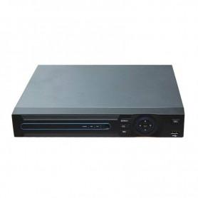 VIGILANCIA VIDEOGRABADOR IVT  4 CAMARAS XVR 1080P 5EN1 HDMI VGA P2P VID1804VS