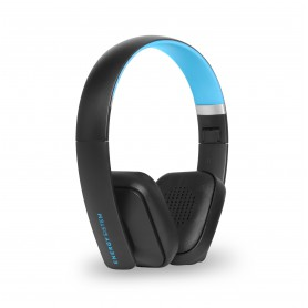 AURICULAR ENERGY HEADPHONES BT2 BLUETOOTH CYAN MICROFONO PLEGABLE 396894UC