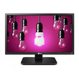 MONITOR 21.5  LED IPS  LG 22MB37PU-B FHD VGA DVI MM PIVOT REGULABLE ALTURA
