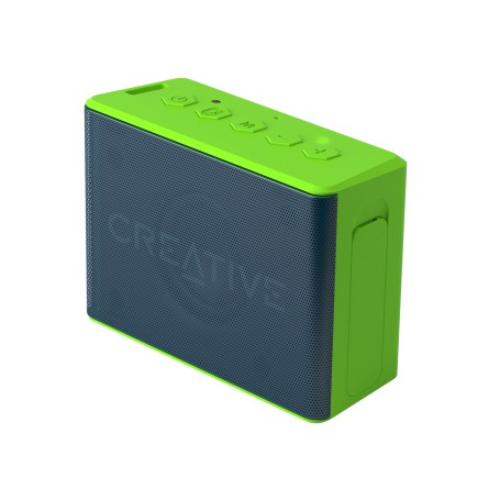 ALTAVOCES  CREATIVE  MUVO 2C VERDE  BLUETOOTH MP3 BATERIA RESIST AL AGUA UC