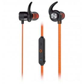 AURICULAR  CREATIVE OUTLIER SPORT WIRELESS BLUETOOTH NARANJA C