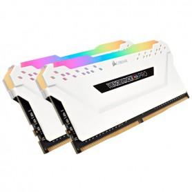 MEMORIA RAM KIT DDR4 16GB(2X8GB) PC4-21300 2666MHZ CORSAIR VENGEANCE RGB PRO BLA