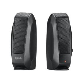 ALTAVOCES LOGITECH S-120 2.3W SPEAKER USB NEGRO 980-000010