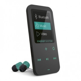 REPRODUCTOR ENERGY MP4 TOUCH BLUETOOTH 8GB FM TACTIL MINT 426461