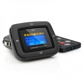 TRANSMISOR ENERGY  FM CAR TRANSMITTER 1100 DARK IRON  381456