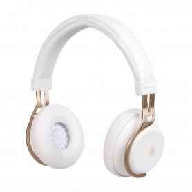 AURICULAR NGS ARTICA LUST WHITE BLUETOOTH MICROFONO 10 HRS BATERIA