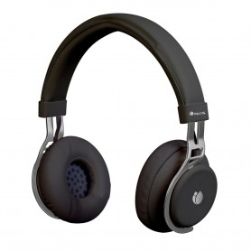 AURICULAR NGS ARTICA LUST BLACK BLUETOOTH MICROFONO 10 HRS BATERIA