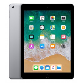 TABLET PC  APPLE IPAD 2018 32GB GRIS ESPACIL MR7F2TYA