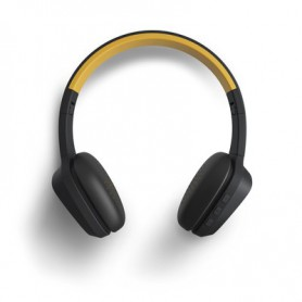 AURICULAR ENERGY HEADPHONES 3 BLUETOOTH CONTROL TALK YELLOW 429325