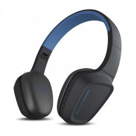 AURICULAR ENERGY HEADPHONES 3 BLUETOOTH CONTROL TALK BLUE 429226