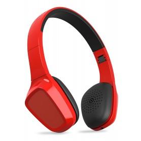 AURICULAR ENERGY HEADPHONES 1 BLUETOOH CONTROL TALK RED 428359UC