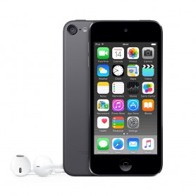 REPRODUCTOR IPOD TOUCH 128GB GRIS ESPACIAL  MKWU2PYA