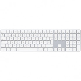 TECLADO APPLE MAGIC KEYBOARD CON TECLADO NUMERICO  MQ052YA