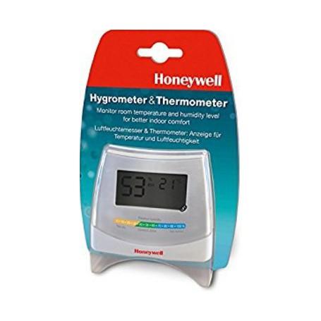 HIGROMETRO Y TERMOMETRO HONEYWELL HHY70E TEMPERATURA AMBIENTE Y HUMEDAD