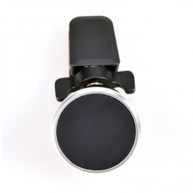 SOPORTE MAGNETICO COOLBOX PARA SMARTPHONE REJILLA COCHE COO-PZ04